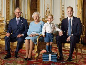 Entendendo a Realeza Britânica