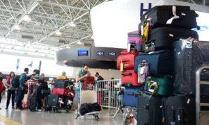 Passagens aéreas ficam mais caras após cobrança de bagagem