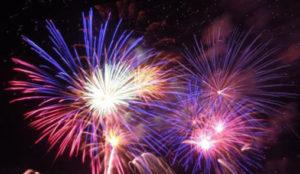 Por que fogos de artificio nas celebrações de 4 de Julho?