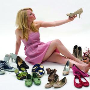 O sapato certo para cada ocasião