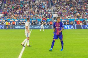 Barcelona x Real Madrid teve o maior público da história do sul da Flórida