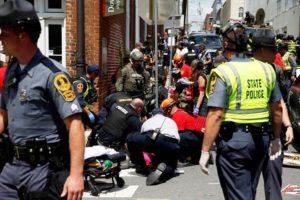 Justiça nega fiança para motorista que atropelou manifestantes na Virgínia