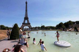 Onda de calor na Europa leva 11 países a declarar emergência