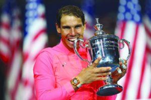 Rafael Nadal vence seu 16° Slam em Nova York