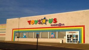 Toys 'R' Us a um passo de fechar todas suas lojas físicas nos EUA