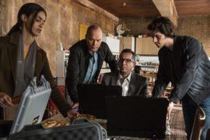 Michael Keaton & Dylan O'Brien no thriller American Assassin