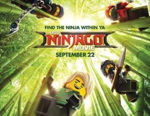 """Estreias da Semana: """"Stronger"""" e """"The LEGO Ninjago"""" são os destaques"""