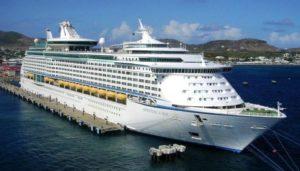 Royal Caribbean envia navio de cruzeiro para ajudar Porto Rico