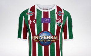 Fluminense anuncia parceria com a Universal Orlando Resort