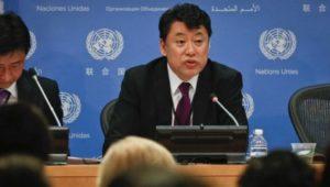 """Na ONU, Coreia do Norte afirma que guerra nuclear está """"por um fio"""""""