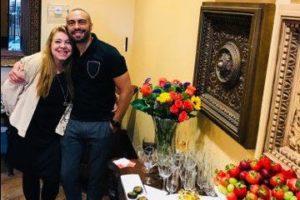 Inauguração da Cranio e Massage Health em Orlando