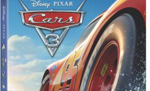 Cars 3 'acelera' para os lares
