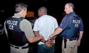 Atlanta lidera prisões de imigrantes indocumentados em 2017