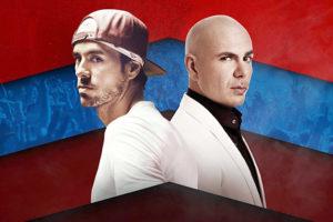 Enrique Iglesias & Pitbull no American Airlines Arena