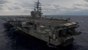 Avião militar dos EUA cai em alto-mar, perto do Japão