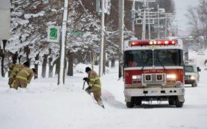 EUA e Canadá se preparam para virada de ano abaixo de zero