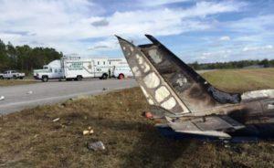 Família perde a vida em acidente de avião na Flórida