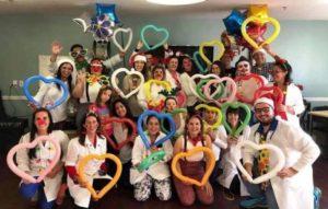Brasileiros levam sorrisos e alegria a hospitais e asilos da Flórida