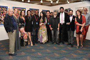 Artistas brasileiros expoem no Miami River Art Fair