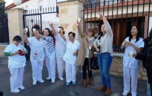 Funcionários de asilo ganham 10 milhões de euros em loteria de Natal na Espanha
