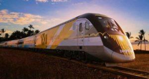 Trens da Brightline conectarão o porto de Miami a Orlando
