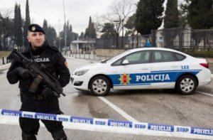 Embaixada dos EUA em Montenegro é alvo de ataque