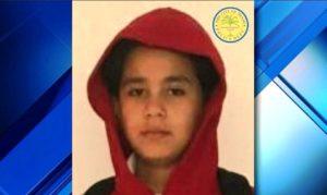 Menino de 12 anos desaparecido em Miami é localizado