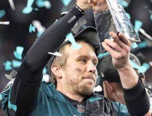 Philadelphia Eagles conquista o título inédito do Super Bowl
