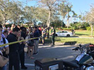 Massacre da Flórida é o 18º em escola nos EUA em 2018