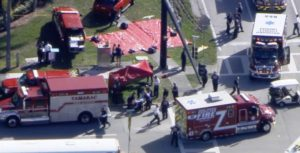 High School em Parkland é fechada por tiroteio