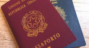 Brasileiros contestam cancelamento de cidadania italiana