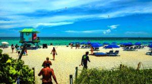 Apesar do furacão Irma, a Flórida bateu novo recorde de turismo em 2017