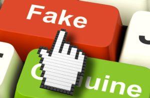 Você sabe identificar uma notícia falsa na internet?