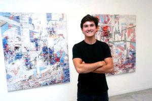 """Exposição """"Land+Body=Escape"""" traz obras de artistas brasileiros a Wynwood"""