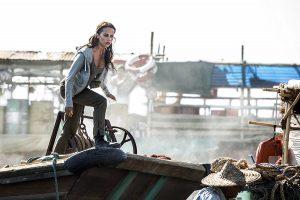 Alicia Vikander é a Lara Croft da nova geração