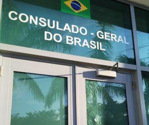 Consulado do Brasil em Miami é fechado por disparo de tiro