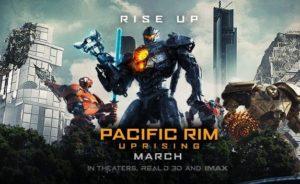 Pacific Rim Uprising entre as estreias da semana
