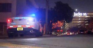 Duas pessoas são baleadas no centro de Miami
