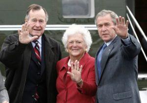Morre aos 92 anos Barbara Bush, ex-primeira-dama dos Estados Unidos