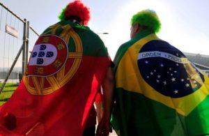 Brasileiros foram campeões de naturalização em Portugal em 2016