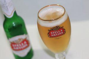 Stella Artois anuncia recall por partículas de vidro na bebida