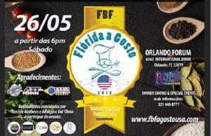 Flórida terá o 1° Festival Gastronômico Brasileiro