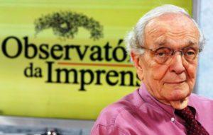 Jornalista Alberto Dines morre aos 86 anos em São Paulo