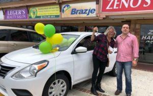 Brazjet sorteia carro para cliente no sul da Flórida
