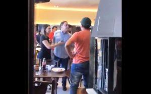 Padaria brasileira em Newark (NJ) desmente vídeo de briga