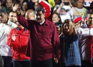 Grupo de 14 países não reconhece reeleição de Maduro na Venezuela