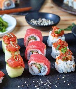 Liderado por brasileiros, rede 'Sushi 4 Fun' conquista a Flórida