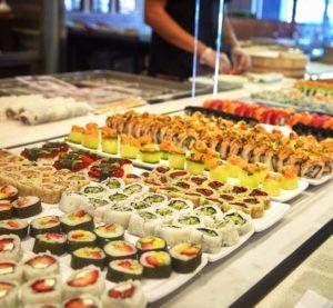 Liderado por brasileiros, 'Sushi 4 Fun' conquista público e ganha filial no sul da Flórida