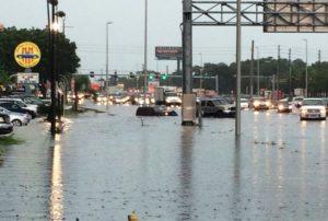 Alerta de inundação é cancelado para o sul da Flórida