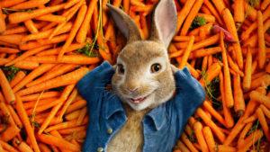 Leve para casa o Blu-ray do Peter Rabbit